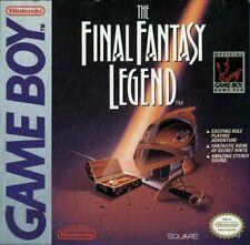 Final Fantasy Legend Nintendo Game Boy