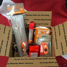 Earthquake survival disaster bug out bag  emergency preparadness starter kit #1