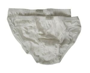 Pack of 2 men's cotton briefs CAGI article 1244 MINI SLIP