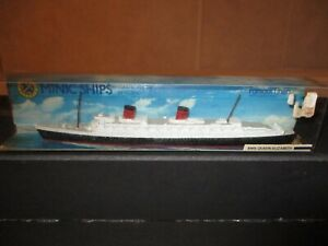 Vintage/Hornsby/Minic/Ships/1/1200/Scale/Diecast(RMS/Queen/Elizabeth)1970's New