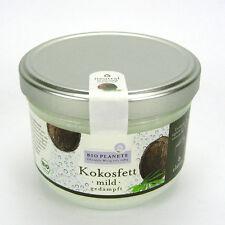 (16,23/L) Bio Planete Kokosfett mild gedämpft bio 400 ml
