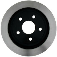 Disc Brake Rotor Rear ACDelco Pro Brakes 18A1428