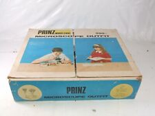 More details for microscope set for children prinz 280l microscope outfit x900 boxed