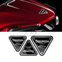 Triumph 3D Motorcycle Decals Screw Patch Stickers For Motorbikes 3 Pcs 2021 New