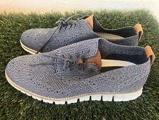 Men's Cole Haan Zerogrand Sticthlite Wingtips Shoes Sz 8.5