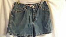 Tommy Hilfiger Shorts Size 12 Sexy summer hot Mom 100% Cotton Distress