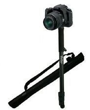 "Vivitar 67"" Photo/Video Monopod With Case For Canon Powershot G12 S95 S100"