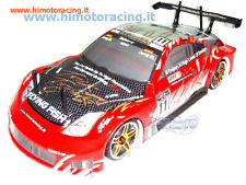 AUTO ELETTRICA RADIOCOMANDATA STRADALE DRIFT 1-10 2.4GHZ RTR 4WD HIMOTO HI4123
