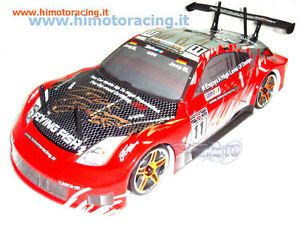 Car Road Drift 1-10 Radiocondata 2.4GHZ Electric RC-540 Rtr 4WD HIMOTO