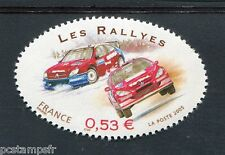 FRANCE 2005, timbre 3798, GORDON BENNET, SPORT AUTOMOBILE, LES RALLYES, neuf**