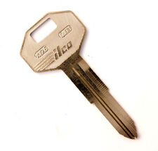 Key Blank for Mitubishi, Dodge, Plymouth, Eagle MIT1 X176