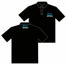5 Embroidered Polo Shirts Workwear - Your Logo/Your Text