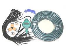 Irrigation Drip Soak Timer DIY Kit for Gargden 40 Trees