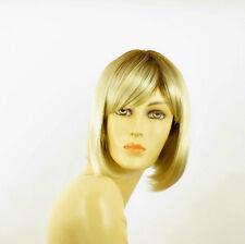 Perruque femme courte méchée blond racine blond foncé BRENDA YS