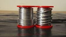 2 x 500 gram leaded plumbers solder for copper pipe/tube/plumbing/gas/new