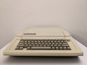 Vintage Apple IIe Enhanced Computer with 128K RAM Expansion
