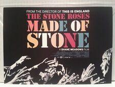 Stone Roses Made Of Stone Original Cinema Lobby Cards 2012 Shane Meadows