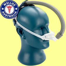 Nasal Pillow CPAP Mask for Sleep Apnea Snoring 3 Sizes in Fit All ResMed Philips