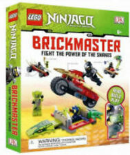 Brickmaster : Fight the Power of the Snakes by DK FREE shipping $35