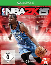 Microsoft XBOX ONE Spiel NBA 2K15 in OVP