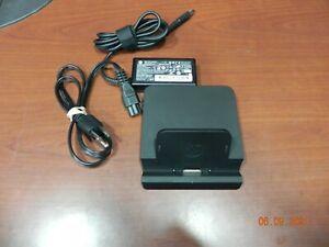 HP ElitePad 900 & 1000 G2 Docking Station HSTNN-C75X 700693-001 w/ AC Adapter