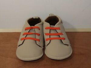 Rising Star Baby Shoes_3-6 months_Beige_Slip On_Cute