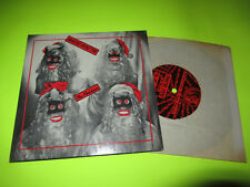 "THE RESIDENTS - SANTA DOG 78 7"" 45 EX"
