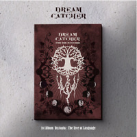 "K-POP DREAM CATCHER ""Dystopia : The Tree Of Language"" [ 1 PHOTOBOOK + 1 CD ] I."