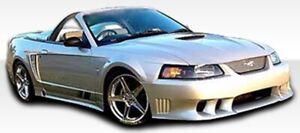 99-04 Ford Mustang Colt Duraflex Full Body Kit!!! 110230
