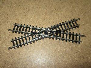 314Q Trix No 4958 Western Germany Crossing 30° Rail N 1:160