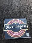 "Copenhagen Smokeless Tobacco Vintage Classic Metal Advertising Sign ""1905"""