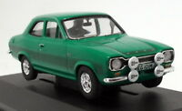 Vanguards 1/43 Scale VA09522 Ford Escort Mk1 RS2000 Modena Green Diecast Car