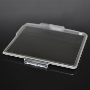 Clear Hard LCD Monitor Cover Screen Protector For Nikon D200/D300/D600 ZX V EI