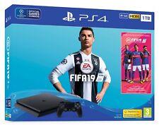 PS4 Slim 1TB Fifa 19 Console Bundle