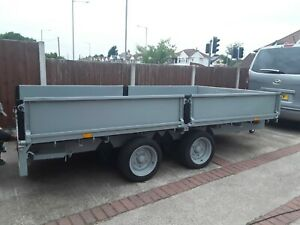 ifor williams trailer 12ft X 6ft 3500kg heavy duty