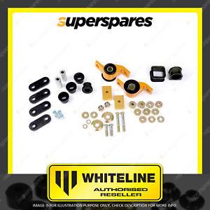 Whiteline Front Essential Vehicle Kit for SUBARU IMPREZA WRX STI GD GG