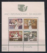 Portugal  1975  Sc #1276a  s/s  MNH  (41083)