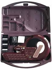 1999 SUZUKI QChord QC-1 Omnichord Synthesizer + Hard Case 3 Cartridges Autoharp