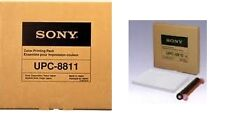 Sony UPC-8811 Paper & Ink
