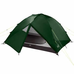 Jack Wolfskin Eclipse 3 Peronen Tent Dome Tent Mountain Green 3000492-4502