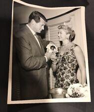 "Rock Hudson ORIGINAL Vintage Photo 1959  7"" X 9"" Movie Studio Photo"