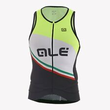 ALE Triathlon Men's Sleeveless Top Elba Size XS