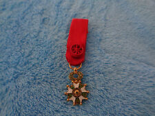 ^A3-065 Légion d'Honneur Frankreich Ehrenlegion Orden Offizier Miniaturorden