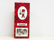"CAMPBELL MODELS HO U/A ""FIRE HOUSE"" CRAFTSMAN MODEL KIT #355"