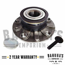 AUDI A3 REAR WHEEL BEARING HUB WITH ABS RING 2003>2013 *BRAND NEW* 30MM TYPE