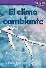 EL CLIMA CAMBIANTE /CHANGING WEATHER - COAN, SHARON - NEW BOOK