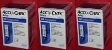 AVIVA Accu-Chek 3 x 50 Stueck Sensoren - Teststreifen * FACHHAENDLER ROCHE * NEU
