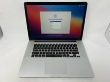 MacBook Pro 15 Retina Mid 2015 2.2GHz i7 16GB 256GB SSD - Fair Condition - READ