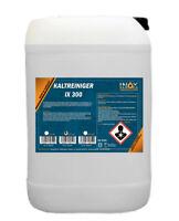 INOX Kaltreiniger für Ölige & Fettverschmutzungen  Entfetter 1x25 Liter