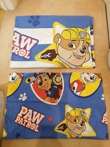 Paw Patrol bedding single
